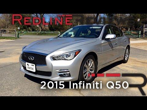 Redline Review: 2015 Infiniti Q50