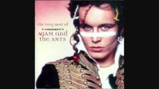 Adam And The Ants  Desperate But Not Serious.
