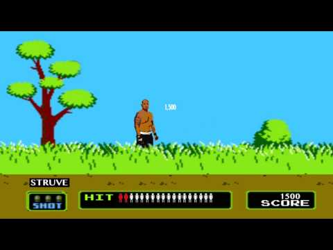 If Duck Hunt Was About Knocking People Out, It Would Be Called Mark Hunt