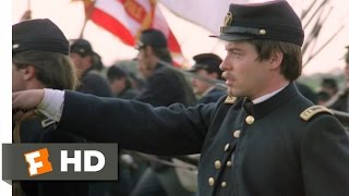 Glory 1/8 Movie CLIP  The Battle Of Antietam 1989 HD
