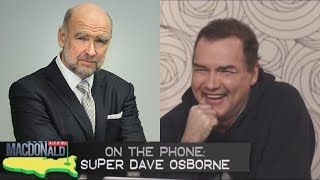 Norm Macdonald's Brother, Neil, The Funnier One, Trolled Super Dave | Kholo.pk