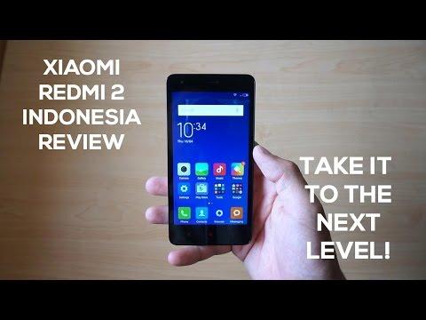 Unboxing & Review Xiaomi Redmi 2 Indonesia