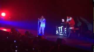 "Kendrick Lamar - ""Buried Alive"" LIVE! Club Paradise Tour in San Jose, CA"