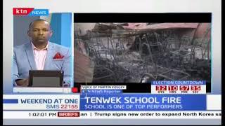 Five classrooms destroyed in Tenwek School fire