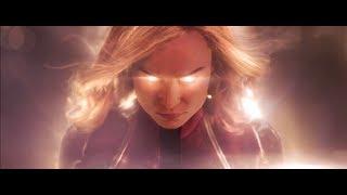 Tráiler Español Captain Marvel
