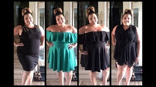 Plus Size Haul Ft. Deb Shops - Try On