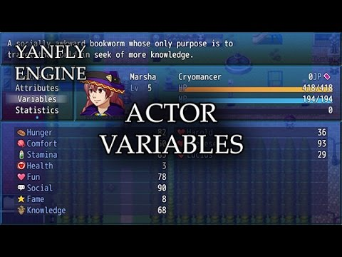 Extra Stats? :: RPG Maker MV General Discussions
