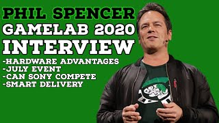 New Phil Spencer Interview   Gamelab 2020