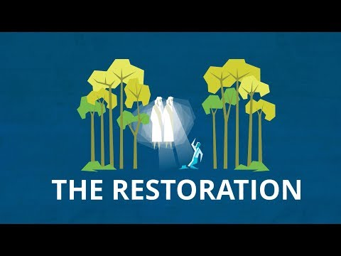 Restoration of Christ's Church | Now You Know
