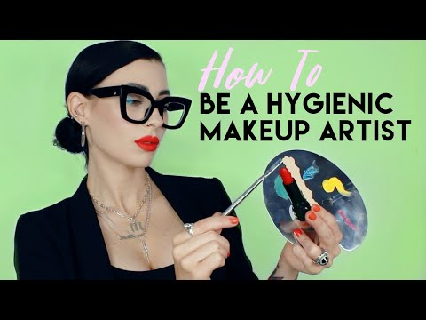 , title : 'How To Be A Clean, Hygienic Makeup Artist | During Covid-19 & Always!