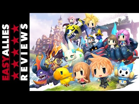 World of Final Fantasy - Easy Allies Review - YouTube video thumbnail