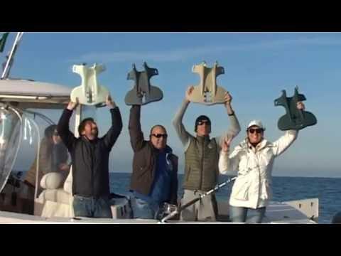 Grillox - l'innovativa cintura da combattimento per pesca in stand-up - promo