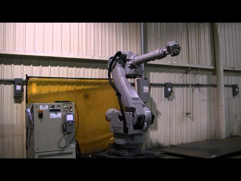 Motoman UP130 Heavy Payload Robot Arm