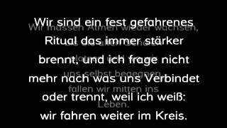 Andreas Bourani - auf anderen Wegen // Lyrics || Crazy Life