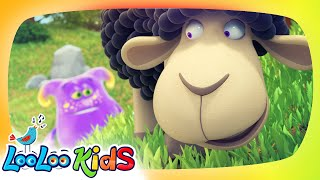 🐑 Baa, Baa, Black Sheep 🐑 Wonderful Songs for Children | LooLoo Kids