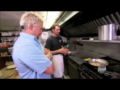 The Shanty Restaurant - Food Network's Dinners, Drive-ins, & Dives