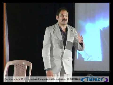 Body Language|Ram Jaladurgam|TELUGU IMPACT Hyd 2012