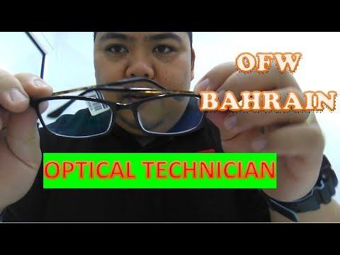 HOW TO MAKE EYEGLASSES in optical shop | OPTICIAN / WORK ...