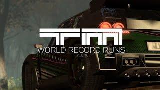 TrackMania - World Record Runs by riolu V.10