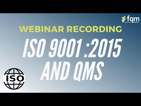 ISO 9001:2015 Training