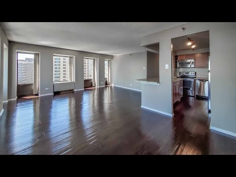 A large Streeterville -10 1-bedroom steps from the beach at Axis