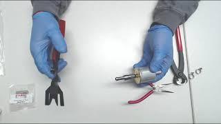 Yamaha HPDI Medium Pressure Fuel Filter Replacement