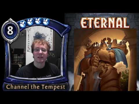 Eternal Patch Preview - The New Redraw System and Azindel's Ways
