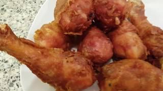 ผัดวุ้นเส้นทอดไก่ (ให้หลานๆกิน) เพจชื่อ ครัว ออลแลนด์