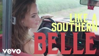 Scotty McCreery - Southern Belle (Lyric Video)
