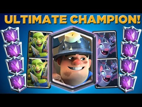 5,900+! Quick Cycle Prince Log Bait Deck! LIVE Ladder