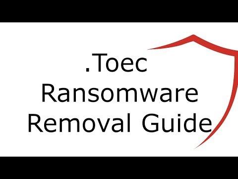 Toec Ransomware