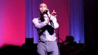 """TREY SONGZ - """"THE LAST TIME"""" LIVE @ THE BEACON THEATER - SEPT. 17, 2010"""