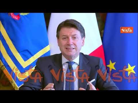 Il Governo vara il decreto #CuraItalia, il discorso integrale di Conte - via Agenzia VISTA