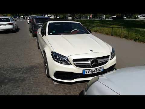Mercedes-AMG C63 Cabriolet 4.0-litre V8 Biturbo