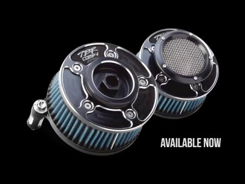 2-in-1 High Flow Velocity Intake System for 07-17 Sportster Video