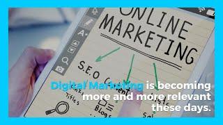 Anytime Digital Marketing - Video - 2