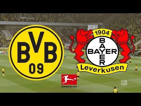 PRÉ-JOGO AO VIVO! Veja os momentos antes de Borussia Dortmund e Bayer Leverkusen