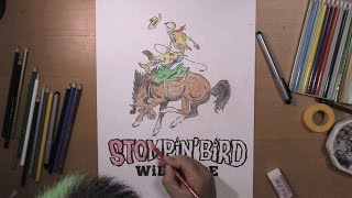"STOMPIN'BIRD NEW ALBUM ""Wild Ride""Official Trailer"