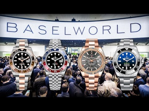 Baselworld 2018 – New Rolex Watches that I Like the Best!
