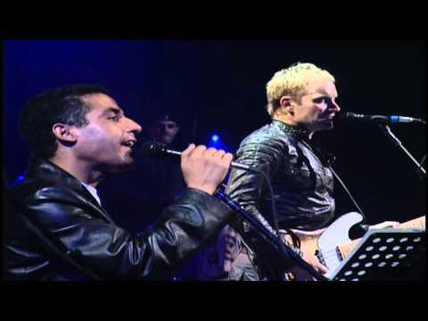 "Magnífica Interpretación De Sting En Vivo ""Desert Rose"""