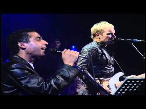 Sting and Cheb  Mami-Live-Desert Rose