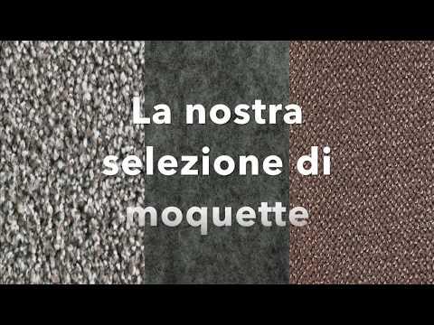 Moquette - La selezione di BRICOFLOR