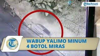 Wakil Bupati Yalimo Minum 4 Botol Miras sebelum Tabrak Polwan hingga Tewas