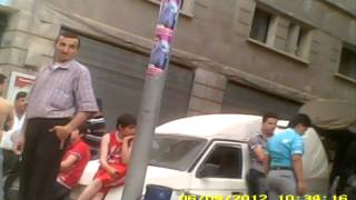 preview picture of video 'حلب::الجميلية::أزمة الغاز::4-6-2012 Syria::Aleppo'