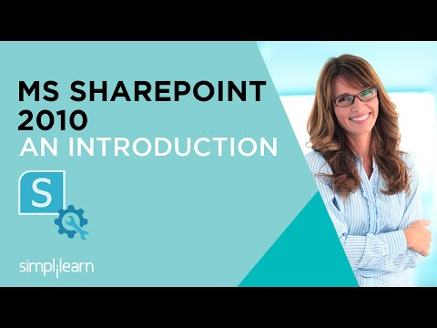 Introduction to Microsoft SharePoint 2010   MS Sharepoint Training ...