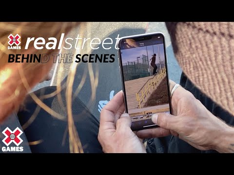 Behind The Scenes: REAL STREET 2020 | World of X Games