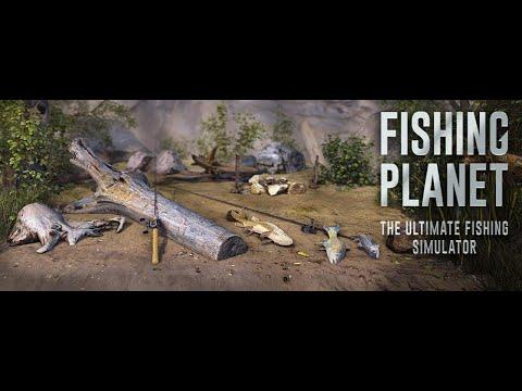 Fishing Planet Рыбачим ловим всё что попадёт 1#