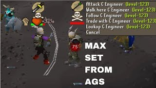 DitterBitter Vs C Engineer | Max Set From Ags #33