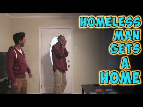 Dům pro bezdomovce