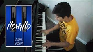 """""""ilomilo"""" Piano Cover (Billie Eilish)"""